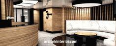 Desain Interior Klinik Khusus THT (Telinga Hidung Tenggorok) di Jakarta. Karya http://arsitekinterior.com (2)
