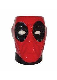 Get inside Deadpool's head with this Molded Head Mug. | goHastings