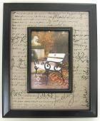 Love this frame! #HomeDecorators