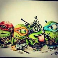 minion ninja turtle images - Yahoo Search Results Yahoo Image Search Results
