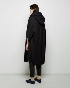 Y's | Manteau Coat | La Garçonne