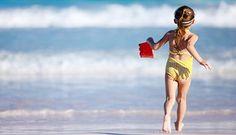 Houd kinderen op het strand in de gaten! - FemNa40