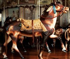 Kit Carson Carousel, Burlington, CO - America's Best Carousels | Travel + Leisure