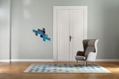 ANNE DEPPE PHOTOGRAPHY // FLURSTUECK RUGS // ART DIRECTION + STYLING: KRISTINE ALKSNE  //  PRODUCTION: KATJA NAVARRA STUDIO  CHÉRIE #rugs #carpet #living #interior #home #styling #furniture