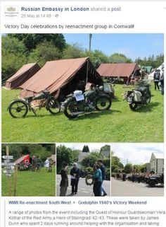 Godolphin 1940s Victory Weekend (photo album by webmaste) - (new) WWII Re-enactment South West
