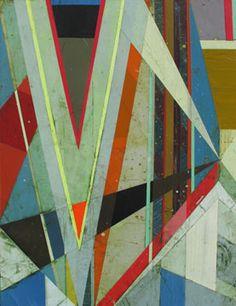 Transitions #3, Acrylic on linen, 24 x 18, Jason Rohlf