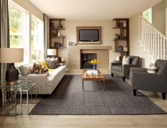 Stylish Neutral Living Room Designs DigsDigs Living Rooms - 35 stylish neutral living room designs digsdigs