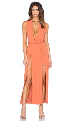 Shop for Maurie & Eve Ma Jolie Dress in Rust at REVOLVE. Free 2-3 day shipping and returns, 30 day price match guarantee.