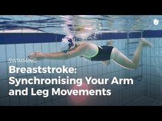 Synchronise your Arm Strokes and Leg Kicks | Breaststroke - YouTube
