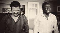 Psych - Shawn & Gus