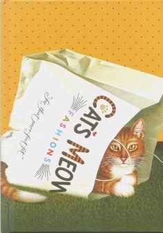 Journal Cat's In Bag