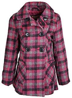 Urban Republic Big Girls Classic Wool Look Double Breasted Winter Peacoat Jacket - Plaid 29 (Size 10/12) Urban Republic http://www.amazon.com/dp/B014JOJTP4/ref=cm_sw_r_pi_dp_ydpjwb1DJWAZY
