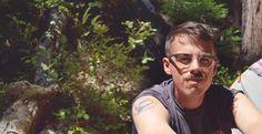 JOHN RUVIN FOCAL POINTS PROJECT • Ashley Rodseth in Big Sur, CA #photography #travel #explore #fashion #eyewear #glasses #sunglasses #mens #women #photographers #johnruvin #bigsur #california #camping