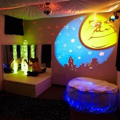Take care of all your multi-sensory environment needs in one place with our convenient Calming Sensory Room Bundle kit. Sensory Wall, Sensory Rooms, Calming Images, Calm Down Corner, Calming Sounds, Girls Room Design, Parents Choice, Calming Music, Mirror Ball