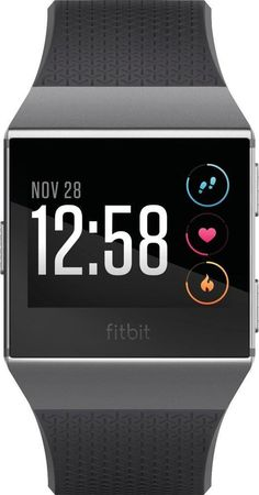 NEW Fitbit Ionic Smart Fitness Watch Wireless Bluetooth GPS Activity Tracker Sport Watches, Cool Watches, Watches For Men, Women's Watches, Top Tech Gifts, Fitbit App, Fitness Watches For Women