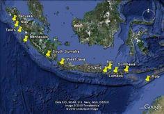 Indonesia Sumatra Surf Spots