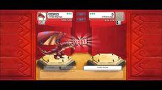 Dragones Unicos nivel 40 y 35 en combate (Unique Dragons level 40 and 35...