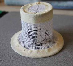 Мобильный LiveInternet Головные уборы для кукол. Цилиндр, шляпа, кепка. | Сударыня_Галя - Сударыня Галя |