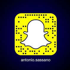 Snapchat  @antonysax  #snapchat #antonio.sassano #colors #black #yellow #ghost #chat #like #social #photo #i_love_photo #iphone6 #relax #my #home #socialnetwork #pinterest #instagram #foursquare #swarm #tumblr #twitter #life #followme #followers #kiss