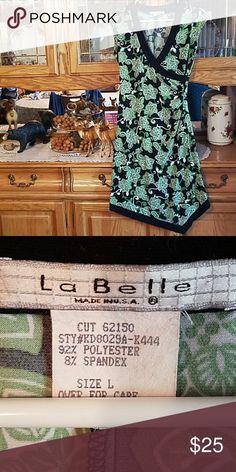 LA BELLE DRESS LA BELLE DRESS SIZE: LARGE La Belle Dresses