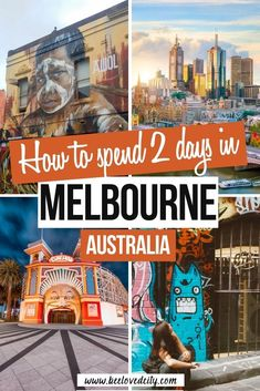 Discover how to spend the perfect weekend in Melbourne Australia. melbourne australia things to do in | Melbourne Australia city | What to do in Melbourne Australia | Melbourne australia travel… More Melbourne Australia City, Places In Melbourne, Melbourne Travel, Beautiful Places To Travel, Best Places To Travel, Australia Travel Guide, Australia Map, Perth, Melbourne Attractions