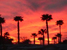 Gold Canyon sunset