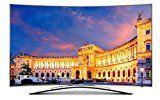 Hisense UB55EC870 138 cm (55 Zoll) Curved Fernseher (Ultra HD, Triple Tuner, Smart TV)