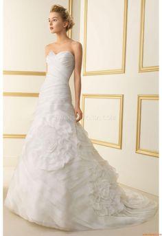 Vestidos de noiva Luna Novias 187 Tucan 2013