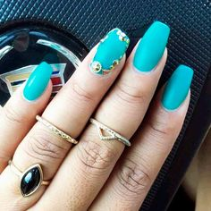 23 Charming Coffin Nails You Will Love #coffin #nails #long #matte #designs