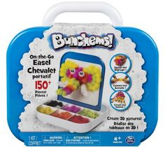 Buy Bunchems On The Go Easel at Argos.co.uk - Your Online Shop for Arts, crafts and creative toys, Creative and science toys, Toys.