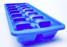 10 Things to Freeze in Ice Cube Trays: fresh herbs, fresh lemon juice & zest, tomato paste, baby food, pureed leftover veggies, salsa & yogurt close to expiration, wine, coffee, egg whites & egg yolks