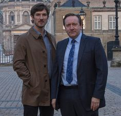 Midsomer Murders // Neil Dudgeon (DCI John Barnaby) & Gwilym Lee (DS Charlie Nelson)