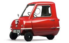 The microcar boom arrived after World War II, and gave us hundreds of beautiful little motors. These tiny cars provided the ultimate in personal transportation — but they also have oodles of personality. Check out the most adorable microcars of the 20th century.
