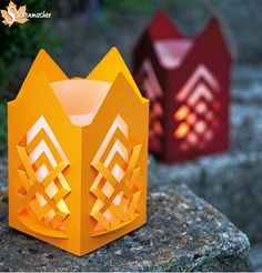 Origami Lamp, Paper Crafts Origami, Diy Paper, Paper Art, Diwali Diy, Diwali Gifts, Hobbies And Crafts, Diy And Crafts, Crafts For Kids