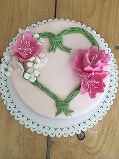 Fondant Cakes, Birthday, Desserts, Food, Tailgate Desserts, Birthdays, Deserts, Essen, Postres