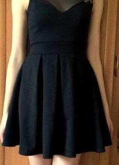 Kup mój przedmiot na #vintedpl http://www.vinted.pl/damska-odziez/krotkie-sukienki/18067025-mala-czarna-na-kazda-okazje
