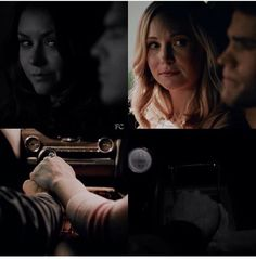 Delena and Steroline parallels