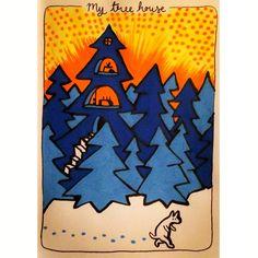 To calm my soul. Bat Signal, Superhero Logos, Painting & Drawing, Calm, Paintings, Drawings, House, Paint, Home