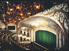 The Elgin and Winter Garden Theatres are a pair of stacked theatres in Toronto, Ontario, Canada. The Winter Garden theatre was made to resemble a rooftop garden, complete with real beech branches and leaves. Broadway New York, Broadway Theatre, Toronto Winter, Beauty Cabin, Winter Garden Theatre, Ontario, Theater, Bucket Gardening, Baby Shower Drinks