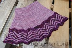 Ravelry: thebarbarianhorde's Zaggy and Twirly
