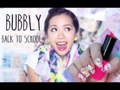 Want a fresh makeup look for back-to-school? Michelle Phan has you covered.