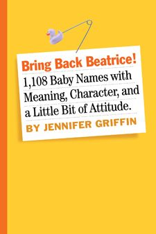 The new age baby name book