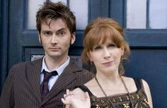 Dr Who and Donna Noble