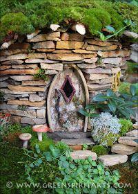 Incredible fairie houses