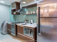 Cozinha (De Fonseca & Burity Arquitetura)