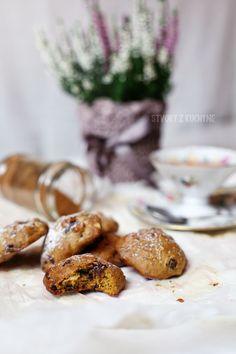 St[v]ory z kuchyne   Pumpkin Cookies