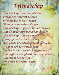 Vriendschap Love Me Quotes, Poem Quotes, Funny Quotes, Life Quotes, Dutch Quotes, Thing 1, Beautiful Mind, Verse, Best Friends Forever