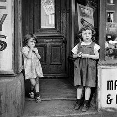 Photos de New York et Chicago des années 50 et 60 par Vivian Maier (20)