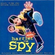Harriet The Spy, 1999 Parents' Choice Award Recommended Award - Audio #Music