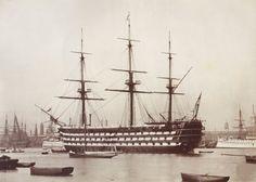 Google Image Result for http://www.battleships-cruisers.co.uk/images/lge0138_hmsvictory.jpg